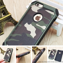 Buy Army Camo Camouflage Pattern Back Cover Hard Plastic & Soft TPU Armor Protective Phone Cases iPhone 6 6S 7 Plus 4 4S 5 5S SE for $3.20 in AliExpress store