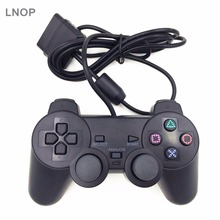 LNOP Wired gamepad Joypad for PS2 Controller Sony Playstation 2 dualshock Game Pad joystick for PS 2/Play station 2 console(China)