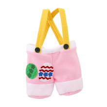 Rabbit Trousers Pants Handbag Easter Decoration Tote Bag for Candy Baby Toys Orgnizing for Collection Candy Wedding YL892711(China)
