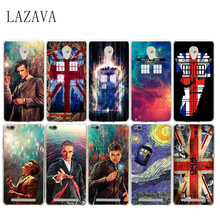 Doctor Who Union Jack Tardis Hard Cases for Meizu M3s M3 Note mini m5 m5s m5 note U10 U20 M2 Note Pro 6 case cover