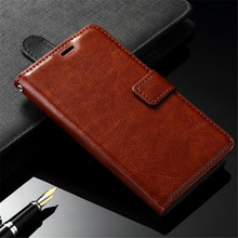 Luxury Retro Leather coque Case For Samsung galaxy Core 2 II duos SM-G355H core2 G355H G355 dual deluxe Flip cover case fundas