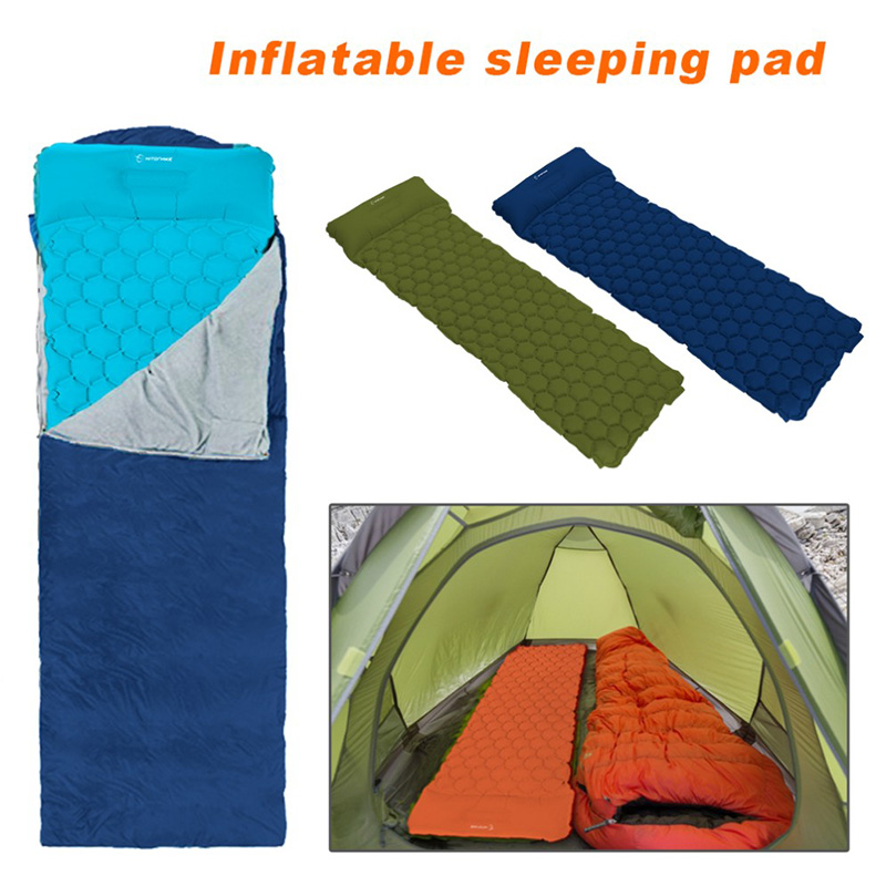 Inflatable sleeping pad 800x800