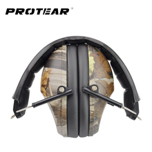 NRR 27dB Ear Plugs Noise Reduction Ear Protection Noise Ear muffs Shooting Hearing Protection Gun Range Shooting Noise Loud(China)