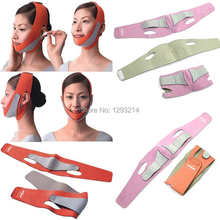 Health Care Thin Face Mask Slimming Facial Thin Masseter Double Chin Skin Care Thin Face Bandage Belt 6190-6191 pcZt