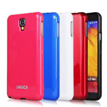 soft tpu case for Samsung Galaxy Note 3 Neo/Lite N7505 N7506 n7502 Case Cover iMUCA Brand mobile phone bag silicone case