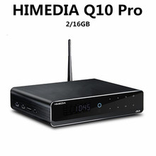 Hot 4K Ultra Output Android TV Box Himedia Q10 Pro Android Box Kodi 16.0 Google Android 5.1 Smart TV Box,Free/fast shipment