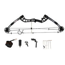 Star product 30-60lbs compound bow set IBO 310fps archery compound shooting gear