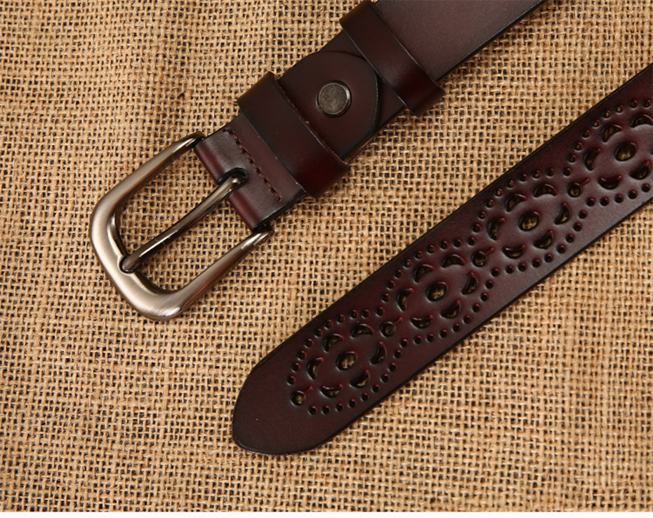 genuine leather strap