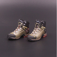 "Hot 1: 6 Soldier Accessory Modern US Military Seal Hiking Boots Hollow without Feet For 12"" Action Figure Model Toys Gift"