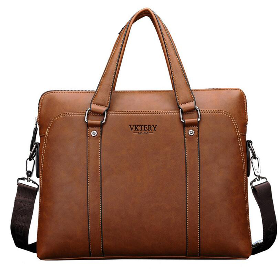 The new selling mens handbags one shoulder aslant package Business briefcase man VKTERY brand<br>