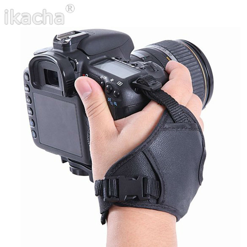 Camera Leather Hand Strap Grip (5)