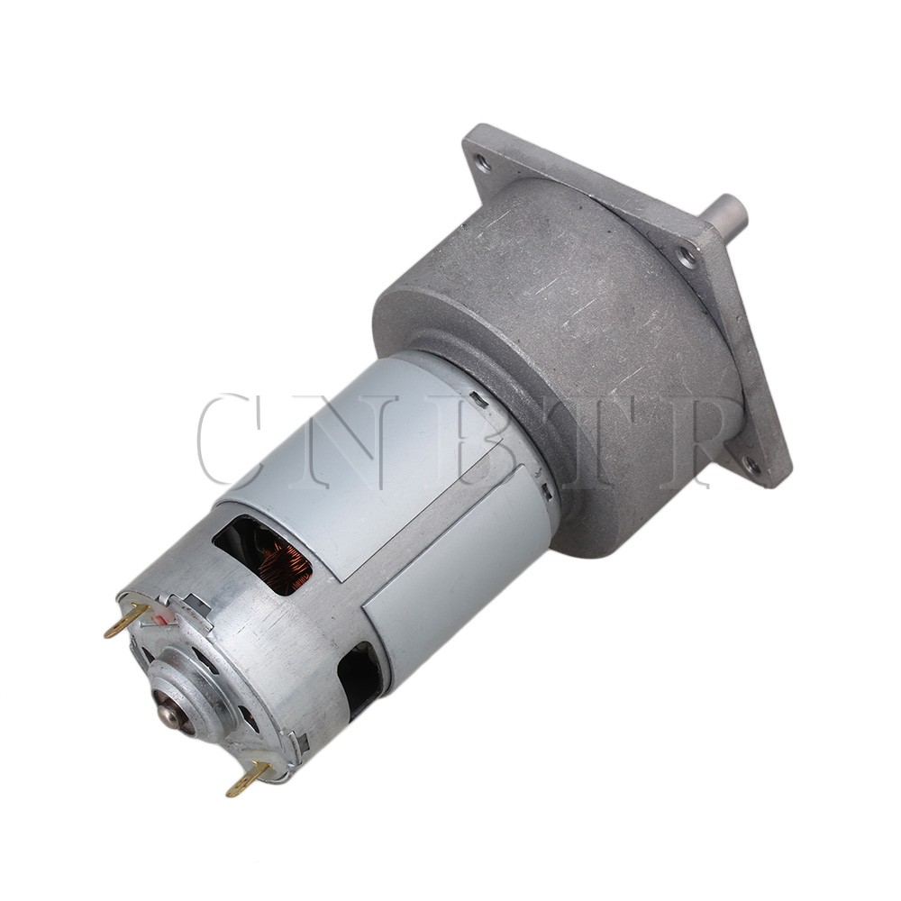 CNBTR High Torque 12V DC 10 RPM Gear-Box Electric Motor Replacement 3500r/min  <br><br>Aliexpress