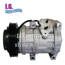 AIR CONDITONING AC COMPRESSOR FOR CAR HONDA ACCORD EX/LX/SE COUPE 3.0L V6 GAS 01-10131 02-9702  03-3008 04-46  98307 6512102