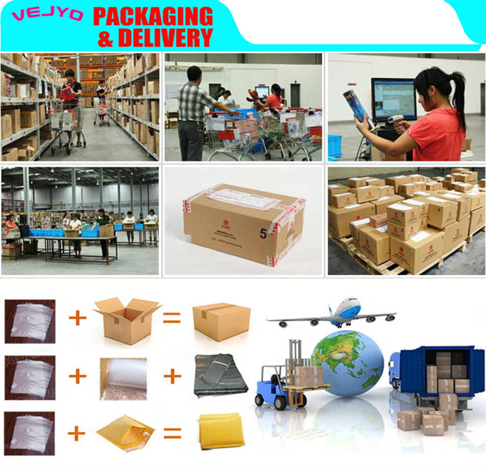 E. PACKAGING AND DELIVERY
