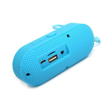 Portable Mini Boombox enceinte Bluethooth Speaker Wireless Smart Computer Subwoofer Caxia De Som With Handfree TF AUX Radio