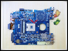 Original laptop motherboard FOR Sony Vaio SVE15 MBX-269 A1876097A DA0HK5MB6F0 HM76 PGA989 DDR3 Fully tested
