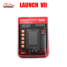 Recommend Launch VII Diagnostic Full System Code Reader Creader VII Launch creader 7 code scaner with free china post shipping(China)