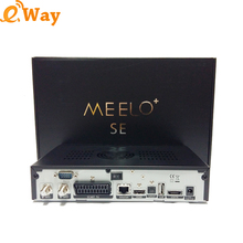 Enigma 2 satellite tv receiver dual dvb s2 tuner solo 2 se support cccam openli or blackhole wifi media player decoder MEELO+ SE