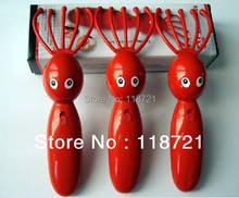 Hot-Free Shipping Head massager/Octupus Face Massager Easy carry and good for your life(China)