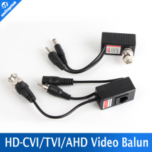 CCTV CAT5/5E/6 Cable Balun RJ45 Video Power Balun Video Audio Power For HD AHD,HDCVI HDTVI 720P CCTV Camera
