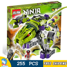 252016 9755 Ninja Fangpyre Mech Building Blocks sets Educational Bricks Feng-Suei Kids Toys Compatible lego - Baby Rhythm store