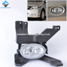 2PCS Fog Light Fog Lamp Fog Light Sub-assy For Honda CITY GM2 GM3 2009 2010 2011 OEM:33950-TM4-H01 33900-TM4-H01