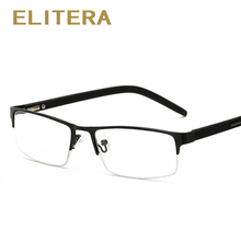 High Quality Reading Glasses Men Women Alloy Diopter Glasses Male Presbyopic Eyeglasses +1.0+1.5+2.0+2.5+3.0+3.5+4.0