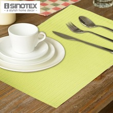 1pcs Table Mat Pad 30x43cm Placemats Tray Cloth Kitchen Accessories For Table Cooking Tools Placemat Isinotex(China)