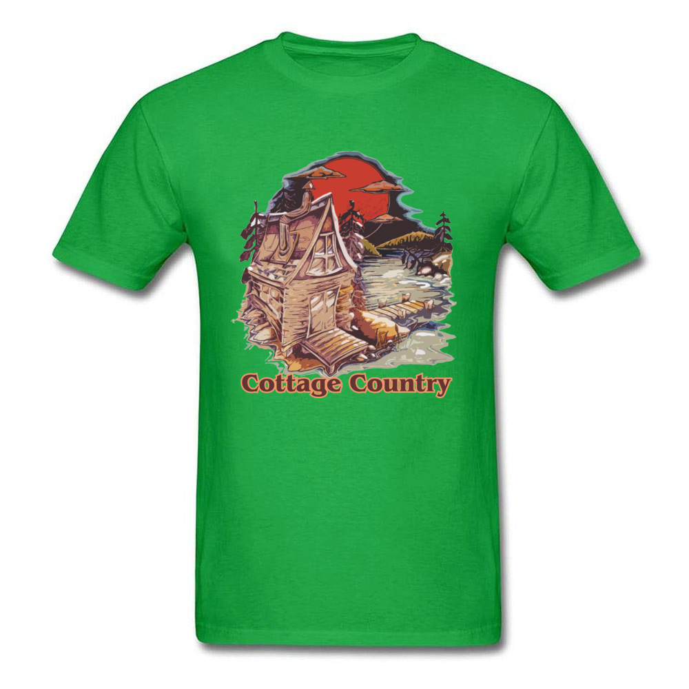 Coage Country Funny Printed On Tees O-Neck ostern Day All Coon Short Sleeve T Shirt for Men Print Tops Tees Coage Country green