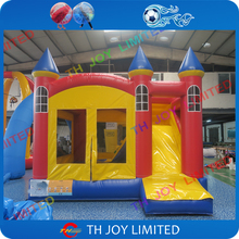 Free shipping!! 4*4*3mH Inflatable bouncy castles, inflatable jumping castle, inflatable jumping bouncer,inflatable bounce house