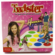 Twist Music Game Puzzle Toys Twister Board Game Hannah Montana twister music table game toys
