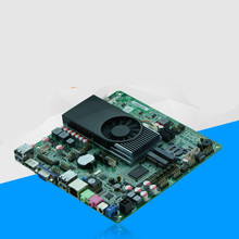 China Cheap Intel 1037u i3 i5 i7 Processor digital signage Thin clients POS board all in one mini pc motherboard(China)