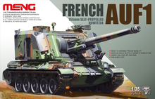 MENG TS-004 1/35 Scale FRENCH AUF1 155mm SELF-PROPELLED HOWITZER Plastic Model Building Kit(China)