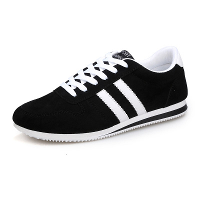 Low Top Lace-Up Classic Mens Casual Shoes Autumn Fashion Striped Canvas Shoes Men Breathable Splicing Flats Shoes Round Toe<br><br>Aliexpress