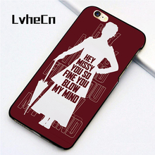 LvheCn 5 5S SE phone cover cases for iphone 6 6S 7 8 Plus X back skin shell Doctor Who Series 9(China)