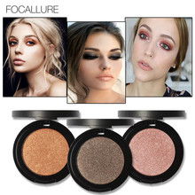 FOCALLURE High Quality 1PCS Quality 11 Colors Professional Nude Eyeshadow Palette Makeup Matte Eye Shadow Palette