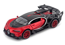 1:32 Scale Bugatti Veyron GT Jugetes Diecast Car Model Pull Back Cars Collection Oyuncak Araba Kids Toys Gifts Car Model Toys
