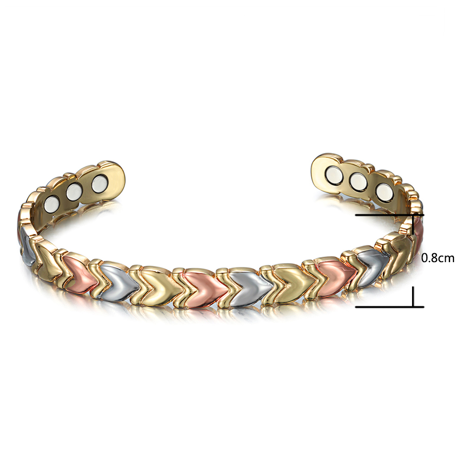 Cuff Copper Bangles  (12)