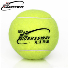 12X CROSSWAY High Elastic Resistance Match Exercise Tennis Ball WQ-901(China)