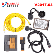 Newest V2017.03 for BMW ICOM A2 B C Diagnostic & Programming with HDD software newest Version icom a2 for BMW ICOM A2 B C