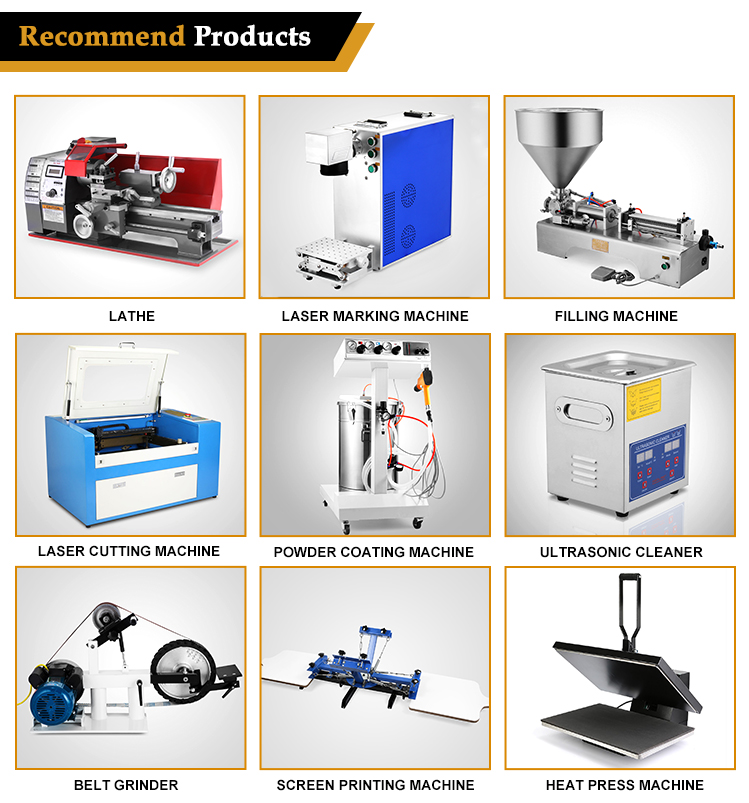 recommend machine