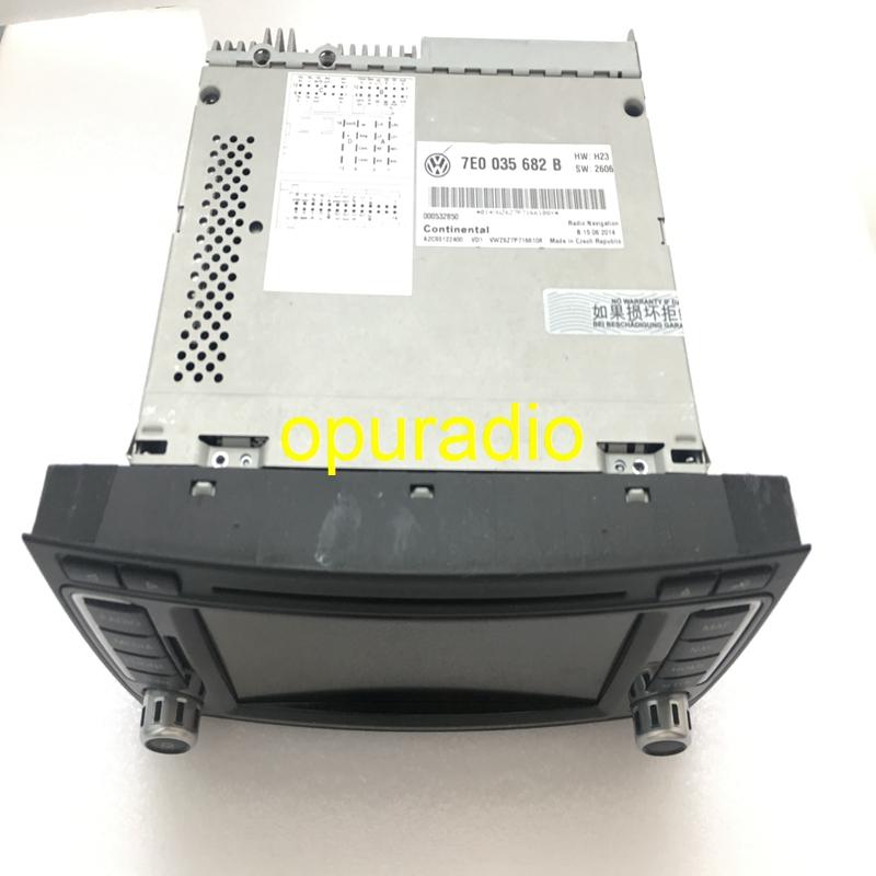 RNS510 SSD RADIO for Touareg  (8)