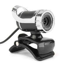 HD Webcams High Definition USB Webcamera CMOS Rotatable Computer Webcam Web Camera With Microphone Mic for PC Laptop(China)
