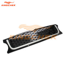 High quality Black OEM front grille mesh grill FOR Land Rover Range Rover Sport 2010 2011 2012