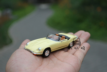 Road 1:43 1971 JAGUAR E-TYPE boutique alloy car toys for children kids toys Model original box freeshipping(China)