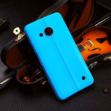 Flexible Silicone Cell Phone Cases For Microsoft Nokia Lumia 550 N550 Shell Covers Skin Rubber Lumia 550 Housing Durable Hood