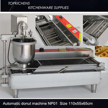 Commerical Automatic donut machine_Donut maker_Donut making machine NP1(China)