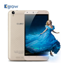 Original Cubot Manito MTK6737 Quad Core Android 6.0 Mobile Phone 5.0 Inch Cell Phone 3G RAM 16G ROM 4G Smartphone(China)