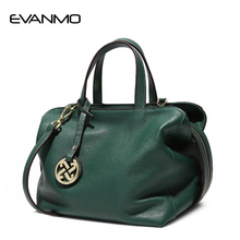 Buy Women Bag Lady Cowhide Handbags Big Bag Ladies Made Genuine Leather Women Messenger Bags Designer High Gifts Wife for $48.72 in AliExpress store