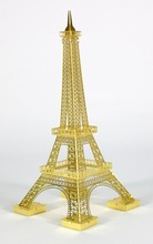 3D Metal Puzzles for children Model kids Toys For /Adult Cartoon Jigsaws Eiffel Tower Titanic Ferris Wheel Dutch Windmill